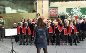 Choir at blanchardstown