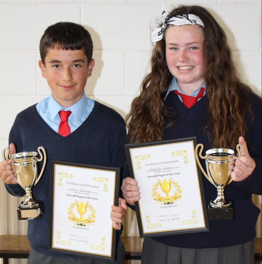 Pupils of the Year