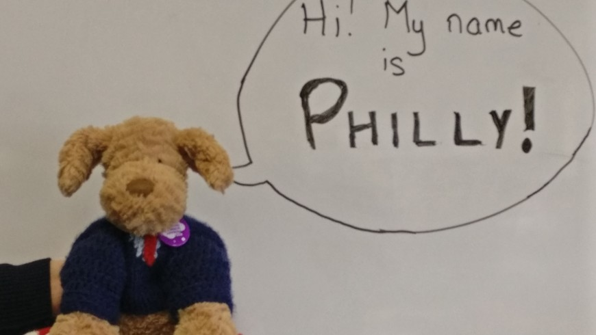 Meet Philly…