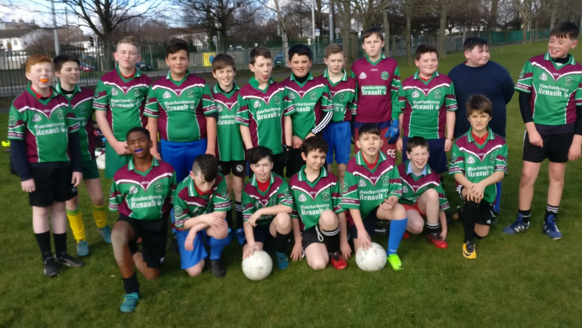 Boys Gaelic – Away to St. Ciaran's