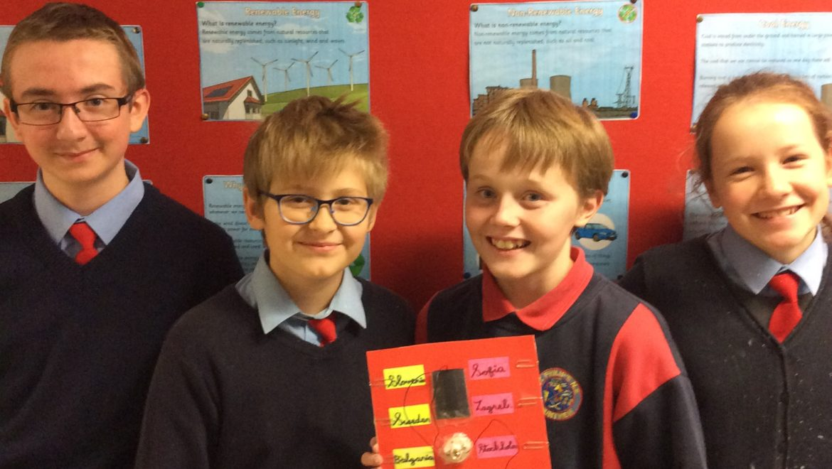 6th Class Science Projects