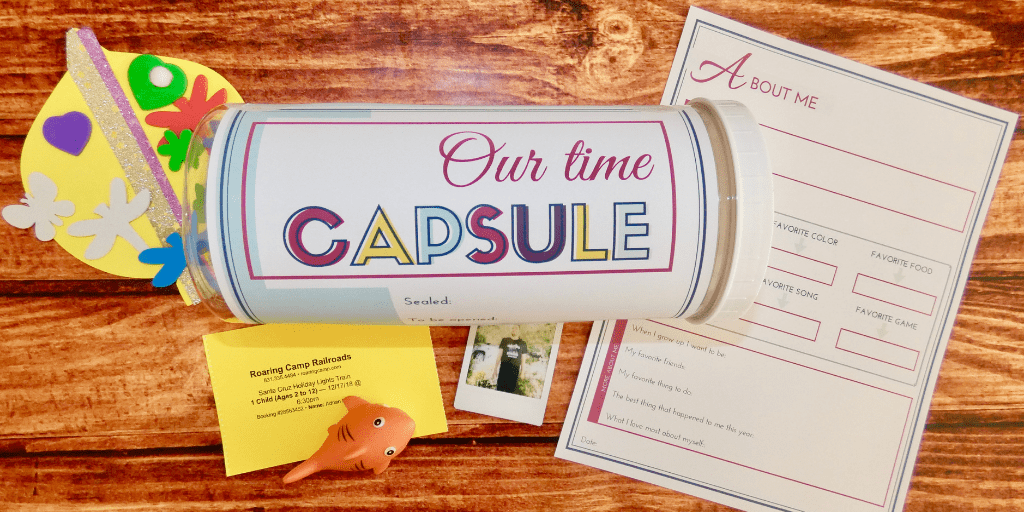 Why Not Build a Time Capsule?