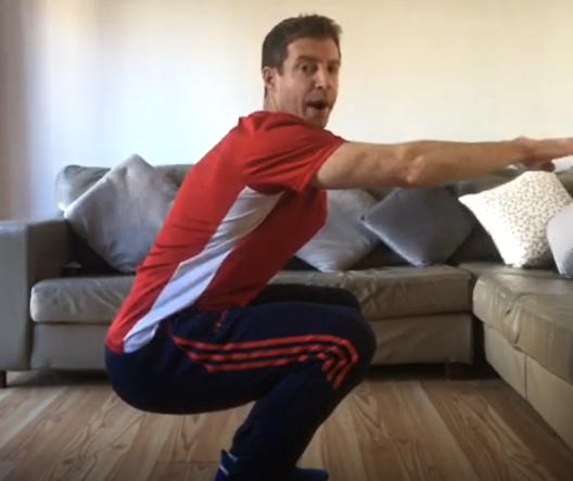 Mr Norton's Home Exercises